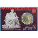 2013 VATICANO -  EUROS - LA PIEDAD