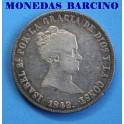 1842 - MADRID - 10 REALES - ISABEL II
