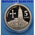 2011 - ESPAÑA - 5 EUROS - CATEDRAL OVIEDO