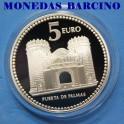2011 - ESPAÑA - 5 EUROS - PUERTA DE PALMAS