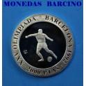 1990 - BARCELONA - 2000 PESETAS - FUTBOL
