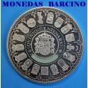 1989 - 10000 PESETAS -  QUINTO CENTENARIO - NAVIDAD