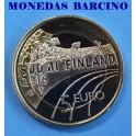 2016 - FINLANDIA - 5 EUROS - DEPORTES