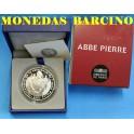 2012 - FRANCIA - 10 EUROS - ABBE PIERRE