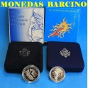 2007 - VATICANO - 5 - 10 EUROS- LA PAZ - MISIONARIA