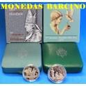 2010 - VATICANO - 5 - 10 EUROS- LA PAZ - REFUGIADO