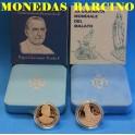 2012 - VATICANO - 5 - 10 EUROS- LA PAZ - ENFERMO