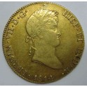 www.monedasbarcino.com- 8 escudos PERU 1814 Ferdin VII