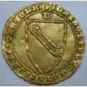 1454 -  JUAN II- DOBLA DE LA BLANCA - BURGOS-ORO-GOLD