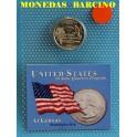 2003 - ESTADOS UNIDOS - USA - DOLLAR-ARKANSAS -LIBERTY