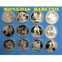 2004 - GRECIA - 10 EUROS- PLATA- OLIMPIADAS JUEGO DE 12