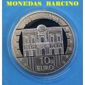 2009 - MALTA - 10 EUROS - PLATA - LA CASTELLANIA