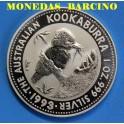 1993- AUSTRALIA -  ONZA -DOLLAR - KOOKABURRA