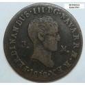 1818 - FERNANDO  VII - 3 MARAVEDIS - PAMPLONA