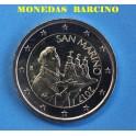 2017 - SAN MARINO - 2 EUROS-  NUEVOS