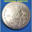 2017 - PORTUGAL - 5 EUROS - MARIA BARBARA DE BRAGANCA