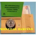 1998 -BARCELONA- 3 EUROS - VENEZUELA -JUAN CARLOS I