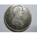 1810 - FERNANDO VII - 4 REALES - VALENCIA