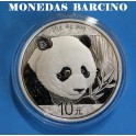 2018 -  CHINA - YUAN - ONZA - OSO PANDA