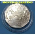2004 AUSTRIA -5 EUROS - AMPLIACION UNION EUROPEA