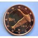 2011 - FINLANDIA -  2 EUROS -  BANCO