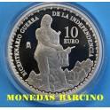 2008-ESPAÑA- 10 EUROS- TIMBALER DEL BRUC