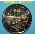 2014 - FRANCIA -2  EUROS - DAY -DESEMBARCO NORMANDIA