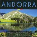2017 - ANDORRA - EUROS-  BLISTER - COLECCION