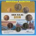 2018 - HOLANDA - EUROS - COLECCION -  DEN HA AC - NEDERLAND