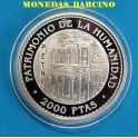 1997- ESPAÑA - 2000 PESETAS - PETRA - PATRIMONIO DE LA HUMANIDAD- UNESCO -PLATA