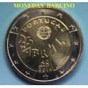 2014- PORTUGAL -2 EUROS - 25 ABRIL - 40 AÑOS