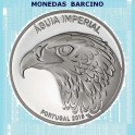 2018 - PORTUGAL - 5 EUROS - AGUILA IMPERIAL -AGUIA