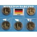 2008 - ALEMANIA - 2 EUROS - HAMBURG