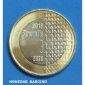 2018 - ESLOVENIA - 3 EUROS - 100 AÑOS GUERRA MUNDIAL