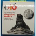 2018 - ESPAÑA -10 EUROS - CONSTITUCION ESPAÑOLA  - FELIPE VI
