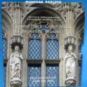 2005 - BELGICA -   EUROS - BLISTER -  BRUXELLES