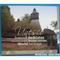 2018 - ESLOVAQUIA - EUROS -  UNESCO-BLISTER EUROMINCE