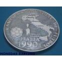 1989- ANDORRA - 10 DINERS - FUTBOL ITALIA