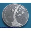 1993 - ANDORRA - 10 DINERS - LA NATURA-PLATA