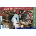2019 - BELGICA- 2 EUROS -  PIETER BRUEGEL -  COINCARD