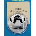 1995 - FRANCIA - 100 FRANCS - 15 ECUS - ALHAMBRA GRANADA  - PLATA - FRANCE --monedasbarcino