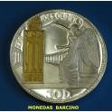 1995 - 1996  ANDORRA - 50 DINERS - 5 ONZA - JUEGOS OLIMPICOS - ORO - PLATA