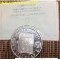 1993 - ESPAÑA - 2000 PESETAS -PLATA -JUAN CARLOS I -JACOBEO-monedasbarcino.com