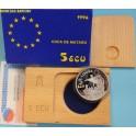 1996 - ESPAÑA -5 ECUS- COCA MATARO - PLATA monedasbarcino.com