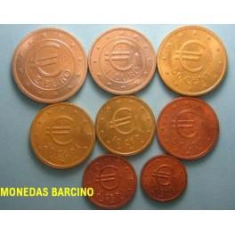 1998 - ESPAÑA - EUROS  - CHURRIANAS-PRUEBAS - MALAGA
