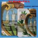 2009 - SAN MARINO - 2 EUROS - AÑO EUROPEO-monedasbarcino.com