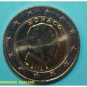 2012 - MONACO - 2 EUROS - ALBERTO II -PRINCIPADO DE MONACO