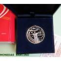 2010 - ESPAÑA - 10 EUROS - LA UNION EUROPEA -  PLATA