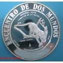 1994 -  NICARAGUA - CORDOBAS - MONO CONGO-monedasbarcino.com
