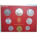1969 - VATICANO - LIBRAS - SET COINS - COLECCION
